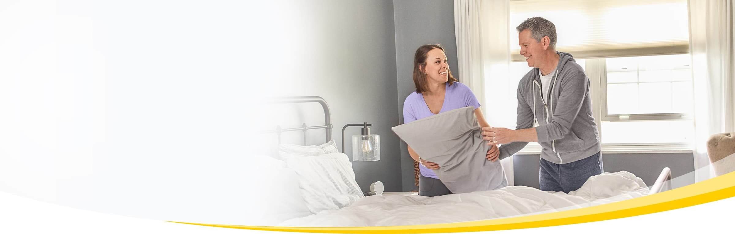 Give patients with insomnia the opportunity to start their day with a good night's sleep